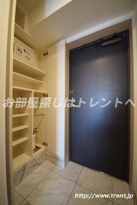 【玄関】プレミアステージ湯島