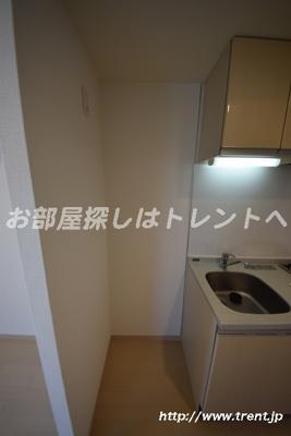 【キッチン】プレミアステージ湯島