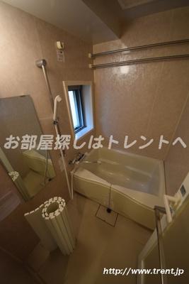 【浴室】プレミアステージ湯島