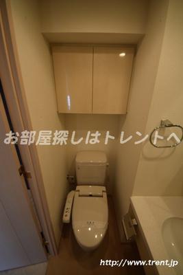 【トイレ】プレミアステージ湯島
