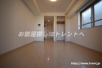 【居間・リビング】プレミアステージ湯島