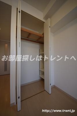 【収納】プレミアステージ湯島