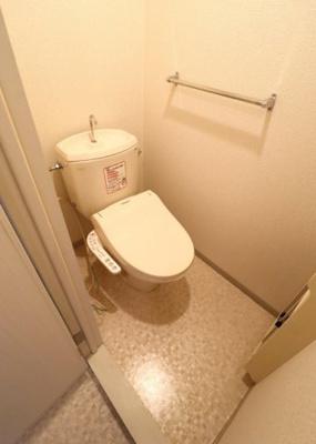 【トイレ】ロイヤルハイツ山上 B棟