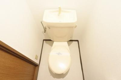 【トイレ】ドエル天満橋