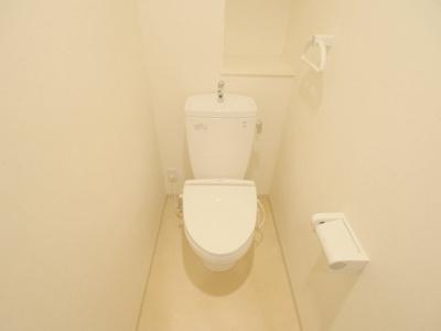 【トイレ】エミネンス西原壱番館