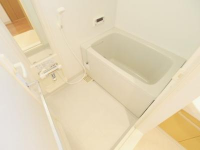 【浴室】エミネンス西原壱番館