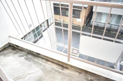 【バルコニー】西田コーポ