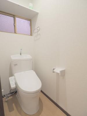 【トイレ】Yコーポ