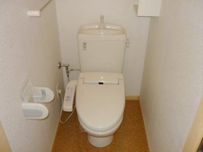 【トイレ】ドゥメゾンA