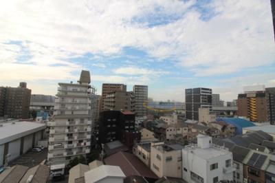 【展望】プレサンスOSAKA DOMECITYスクエア