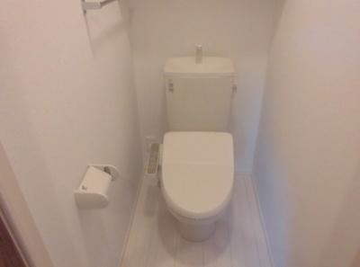 【トイレ】フォレストヤマザキ