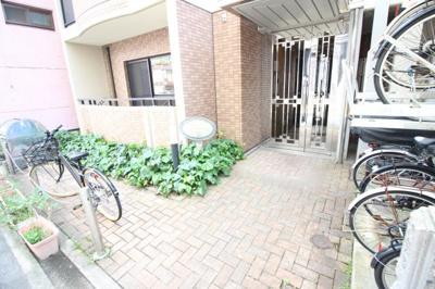 【エントランス】シエクル昭和町
