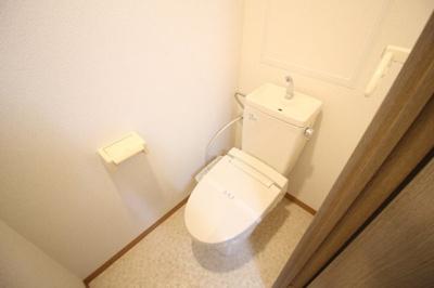 【トイレ】シエクル昭和町