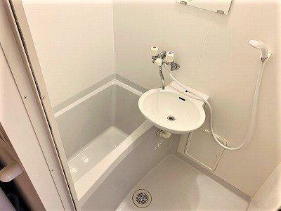【浴室】レオパレスエスポワールU