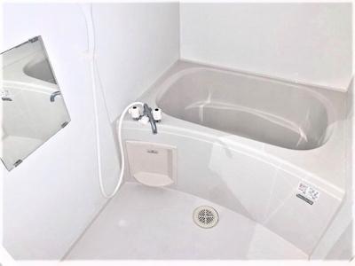 【浴室】レオパレスエスピナカⅢ