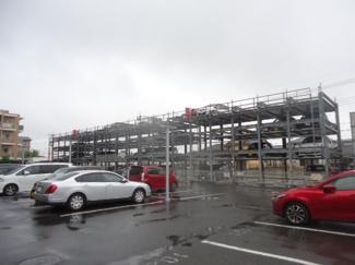 平置き駐車場・立体駐車場