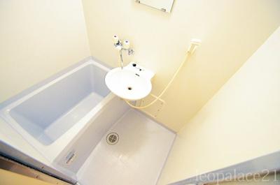 【浴室】レオパレスKU