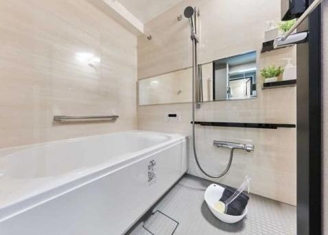 【浴室】ライオンズマンション上篠崎