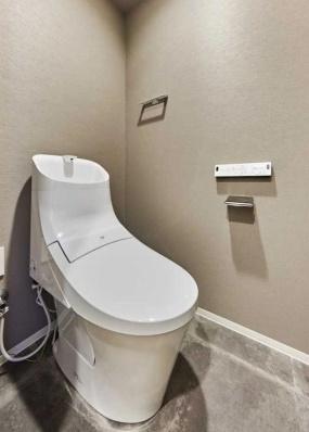 【トイレ】ライオンズマンション上篠崎
