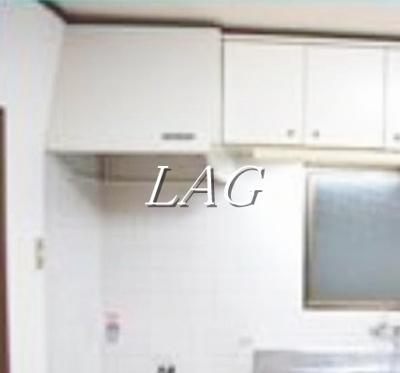 キッチン換気扇です。