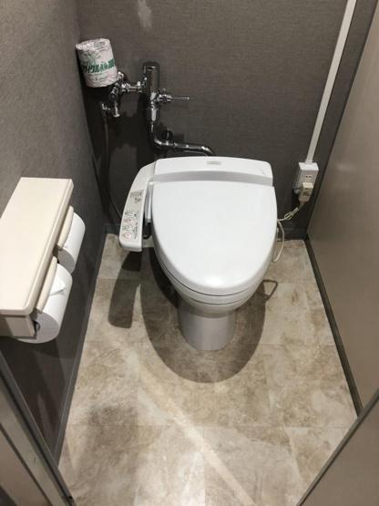 【トイレ】梅田辰巳ビル