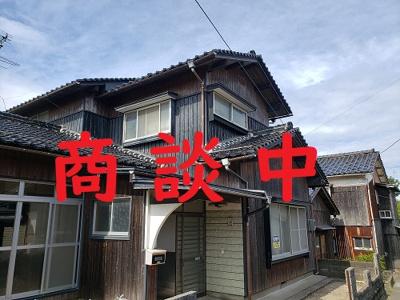 【外観】鳥取市賀露町北3丁目中古戸建