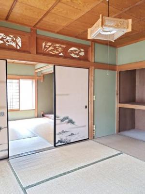 【浴室】鳥取市賀露町北3丁目中古戸建