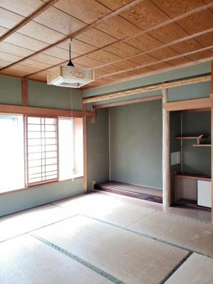 【洋室】鳥取市賀露町北3丁目中古戸建