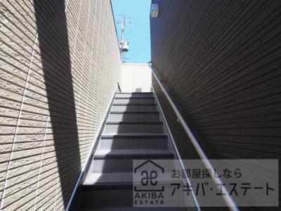 【その他共用部分】ハーモニーテラス北小岩