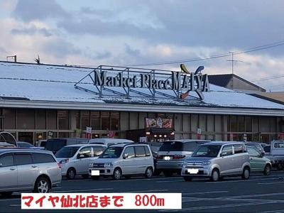 マイヤ仙北店まで800m