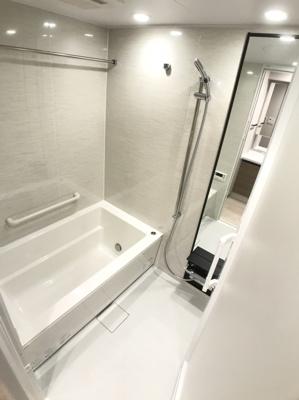 【浴室】HY's三ノ輪(ハイズ三ノ輪)