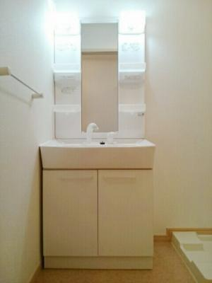 【独立洗面台】ブライト・スクエアC
