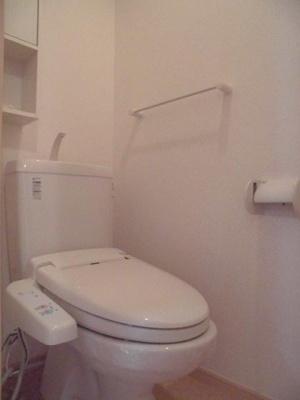 【トイレ】ブリッサ・ハウス