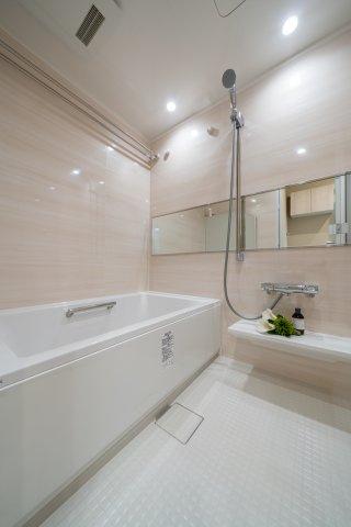 【浴室】永谷リヴェール新宿