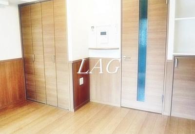 洋室のお部屋です。