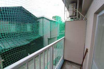 【バルコニー】竹美荘