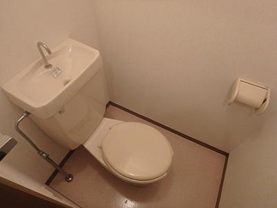 【トイレ】コスモクレールⅢ