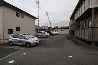 【駐車場】プリマベーラA