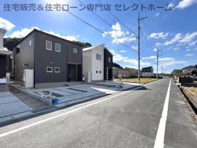 耐震+高品質でローコストの家:井原市高屋町 2号棟 ※2021年10月完成予定  ※同モデルの設備仕様を他の完成物件にてご覧いただけます。