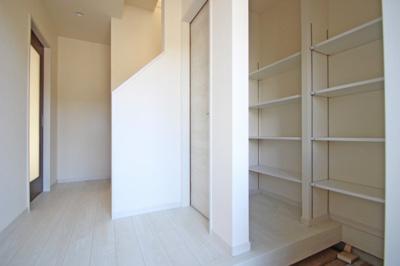 耐震+高品質でローコストの家:井原市高屋町 ※2021年10月完成予定  ※同モデルの設備仕様を他の完成物件にてご覧いただけます。