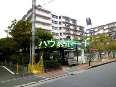 【外観】ユニ宇治川マンション1号館