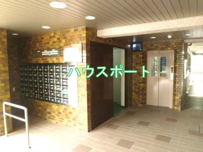 【エントランス】ユニ宇治川マンション1号館
