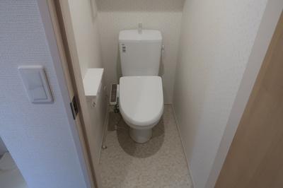 【トイレ】ヴィッラホーム六番館