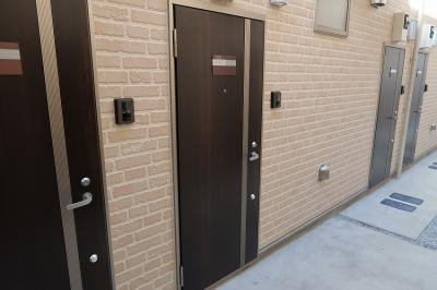 【玄関】ヴィッラホーム六番館