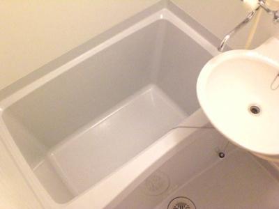 【浴室】レオパレスアルシオネ