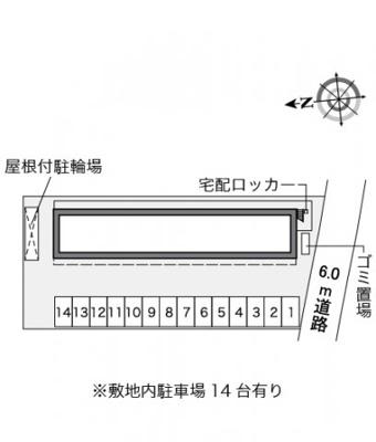 【その他】レオパレスFukasion五香