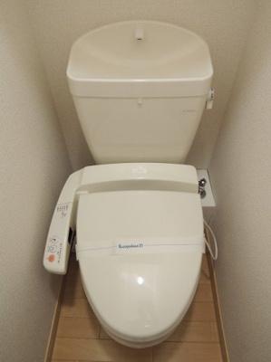 温水洗浄便座機能付