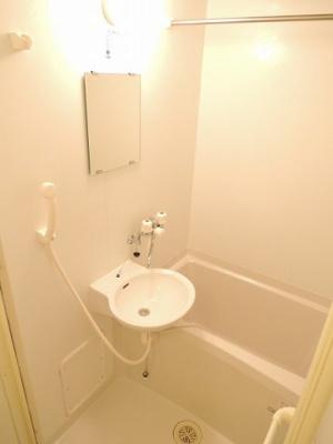 【浴室】レオパレスフルート