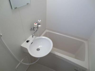 【浴室】レオパレスT&S