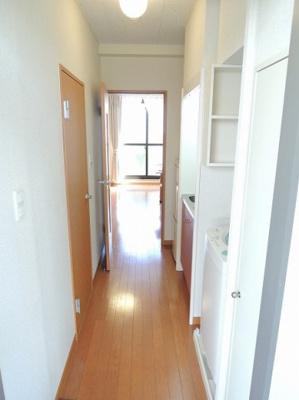 居室までの廊下